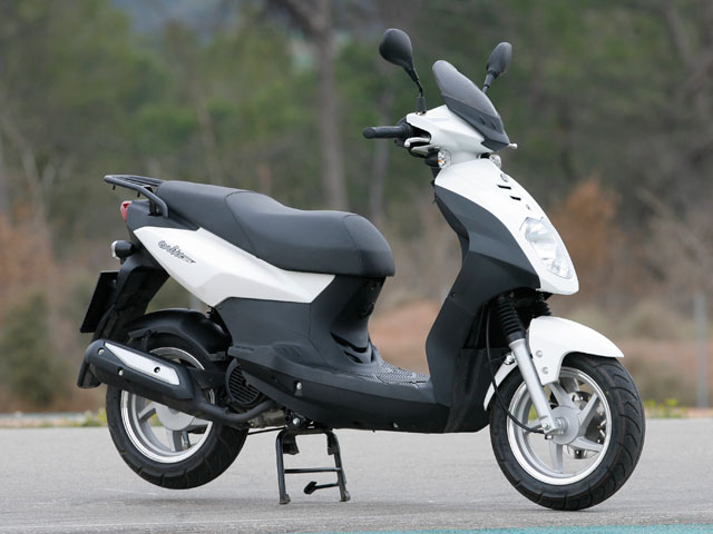 SYM Orbit 125