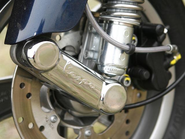 Imagen de Galeria de Vespa GTV 125 Navy