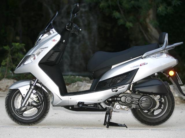 KYMCO Yager 125
