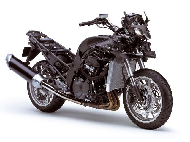 Imagen de Galeria de Kawasaki GTR 1400