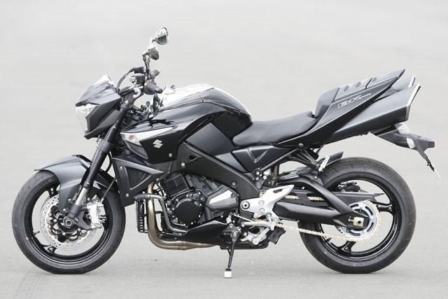 Presentación Suzuki B-King