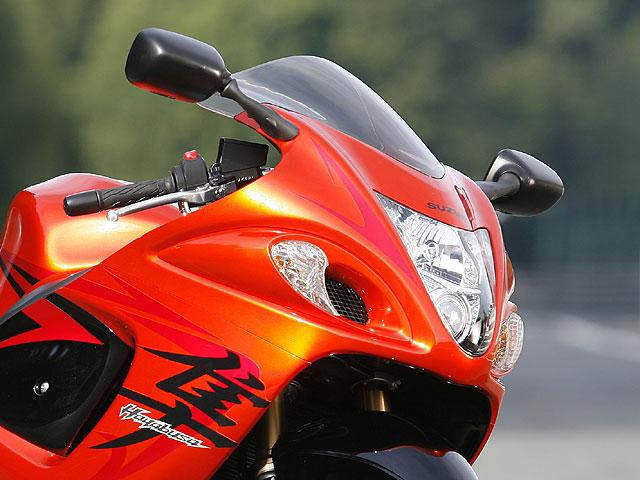 Contacto: Suzuki GSX-R 1300 Hayabusa