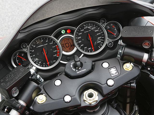 Imagen de Galeria de Contacto: Suzuki GSX-R 1300 Hayabusa