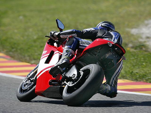 Presentación: Ducati Desmosedici RR