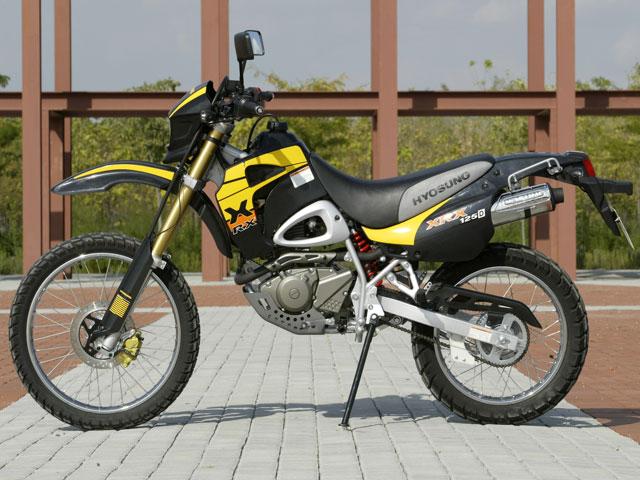Hyosung RX 125 D
