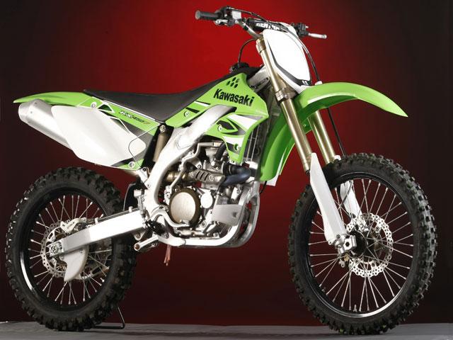 Kawasaki KX 450F 2008