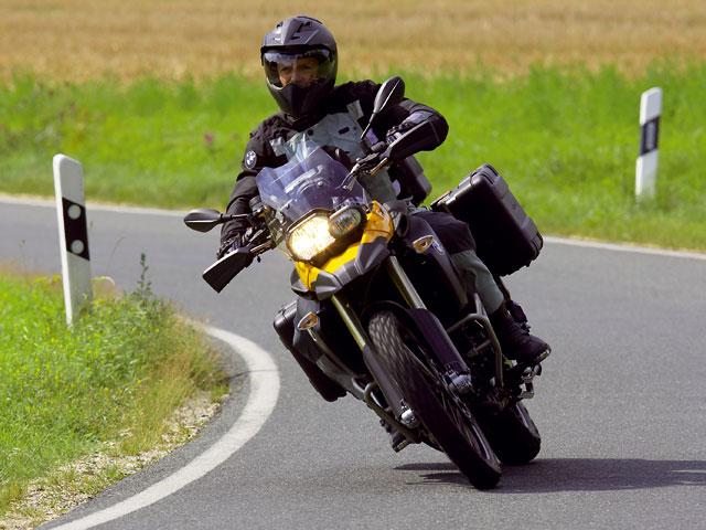 Imagen de Galeria de BMW F 800 GS