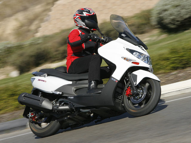 KYMCO Xciting 500 R