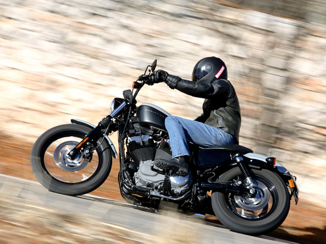 Harley-Davidson XL 1200 N Nighster