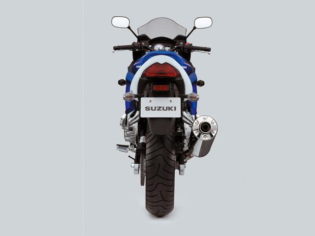 Imagen de Galeria de Suzuki GSX 650 F