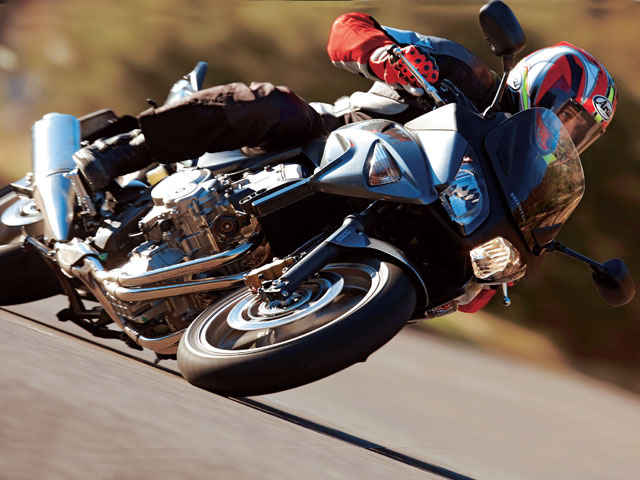 Imagen de Galeria de Honda CBF 600 S