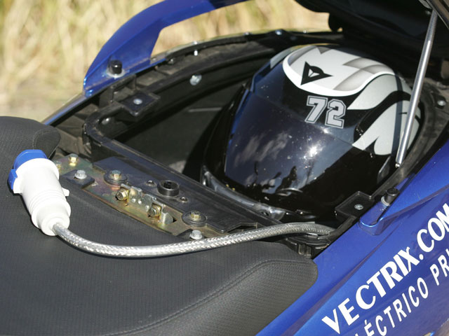 Vectrix Electric
