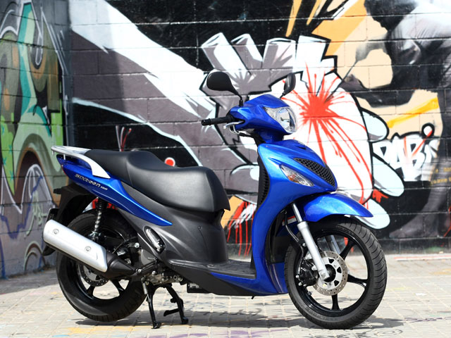 Suzuki Sixteen 125/150