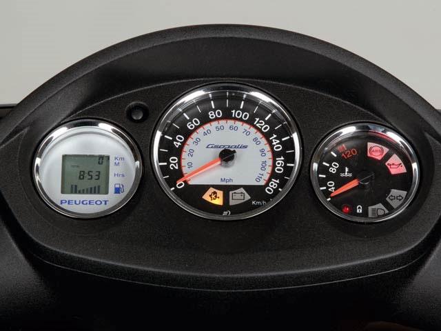 Imagen de Galeria de Peugeot Geopolis 400