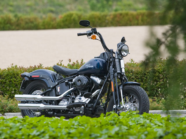 Harley-Davidson FLSTBS Softail Cross Bones