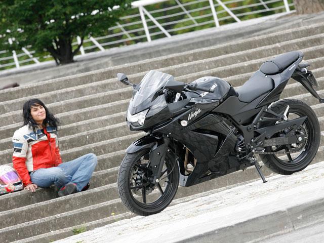 Kawasaki Ninja 250 R