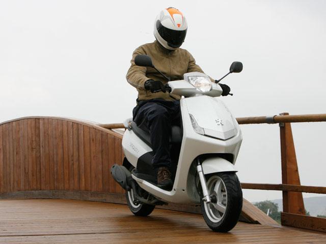 Imagen de Galeria de Peugeot New Vivacity 50