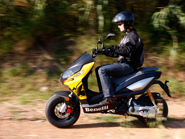 Benelli 49X Onroad/Offroad