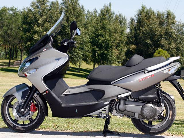 KYMCO Xciting 250 R