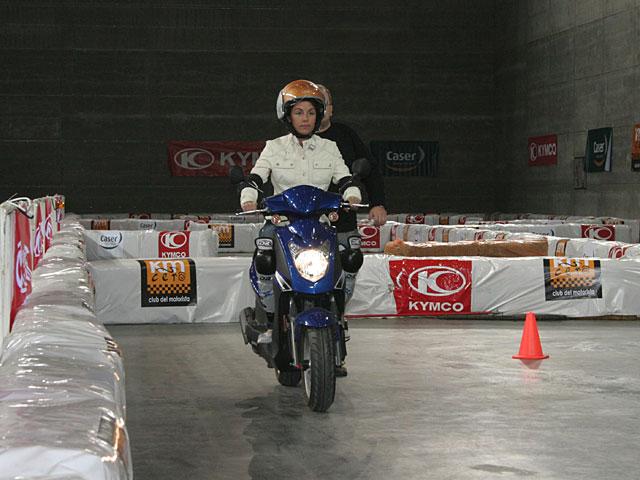 En 2007 se inaugura la Escuela de Motoristas