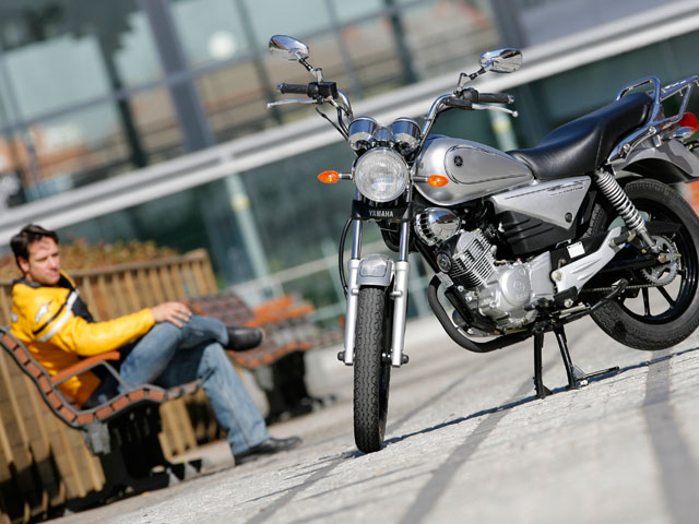 Yamaha YBR 125 Classic SP