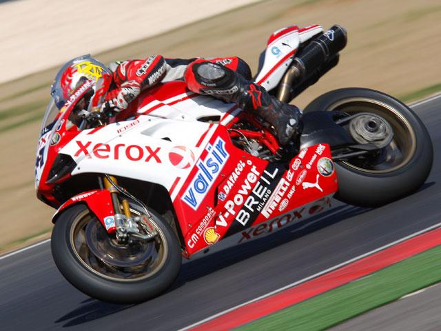 Ducati 1098 R Troy Bayliss