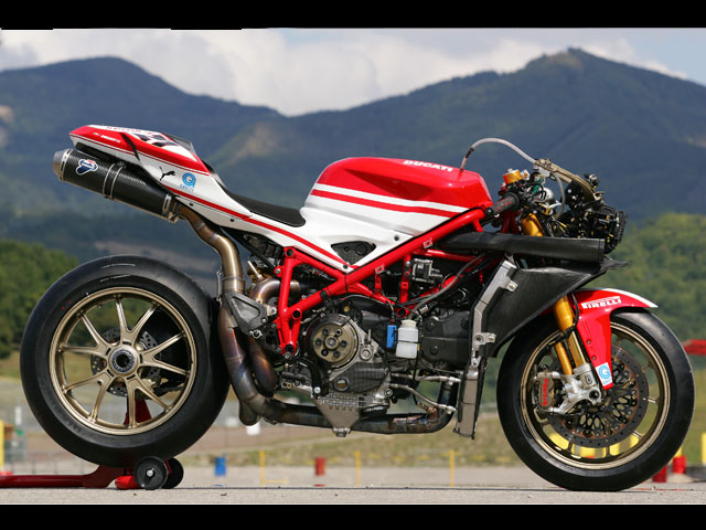 Ducati 1098 R Troy Bayliss
