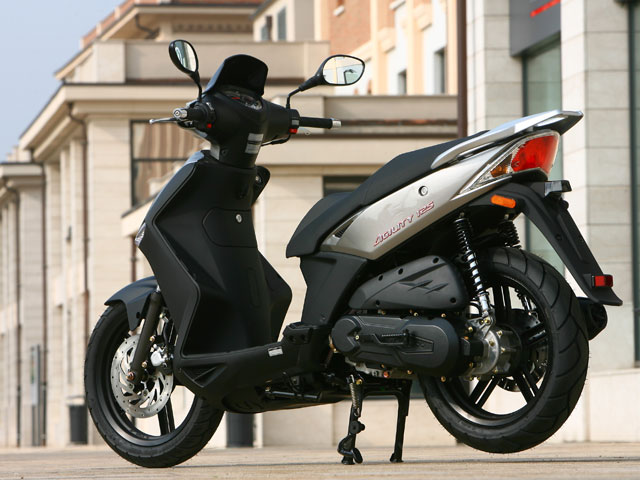 kymco agility city 125 scooter. Black Bedroom Furniture Sets. Home Design Ideas