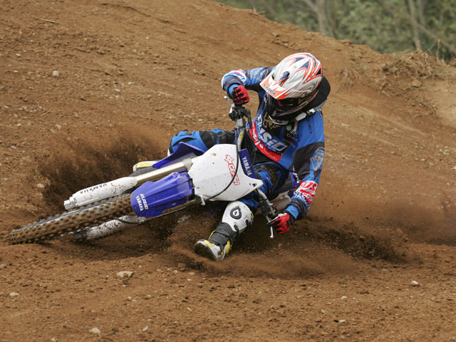 Gama Yamaha YZ Cross 2009