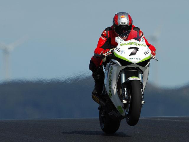 Honda CBR 1000 RR Carlos Checa
