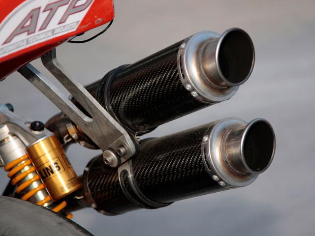 Harley-Davidson XR 1200 BBQ Series