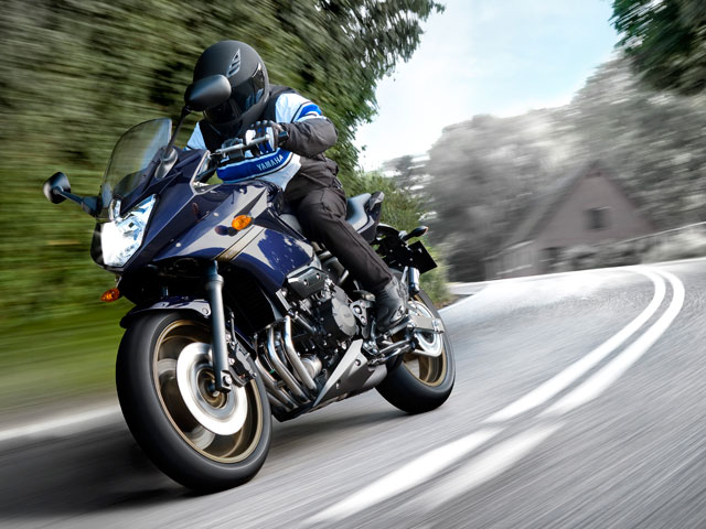 Imagen de Galeria de Yamaha XJ6 Diversion