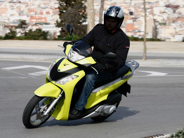 Honda SH Scoopy 125 i 2009