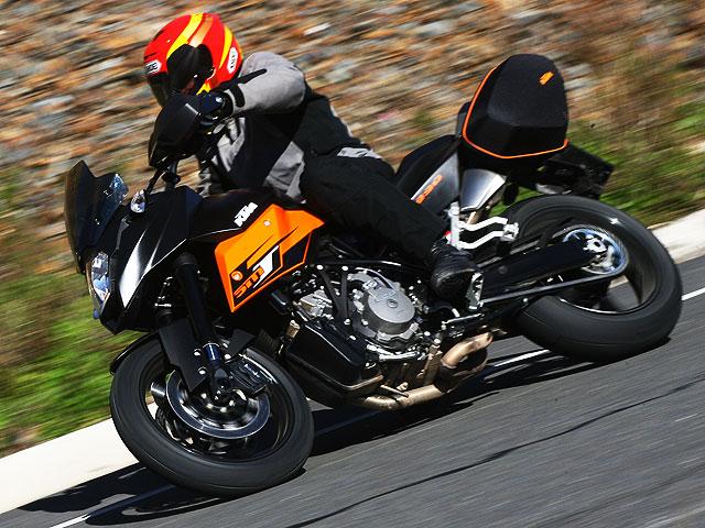 Imagen de Galeria de KTM 990 Supermoto Tourer