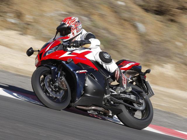 Honda CBR 600 RR C-ABS