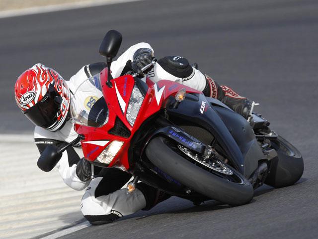 Imagen de Galeria de Honda CBR 600 RR C-ABS