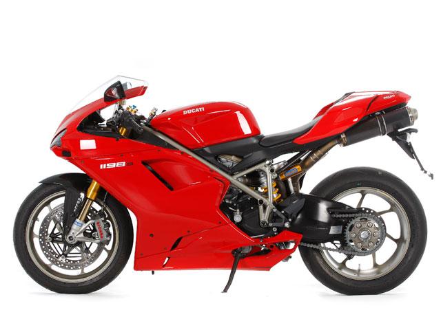 Imagen de Galeria de Ducati 1198 S