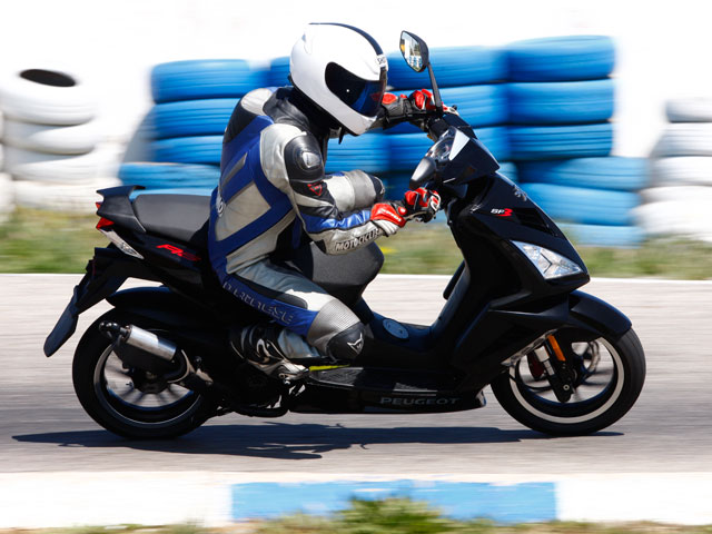 Peugeot Speedfight3 50