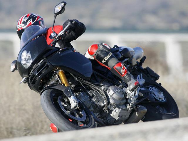 Ducati Multistrada 1100 S