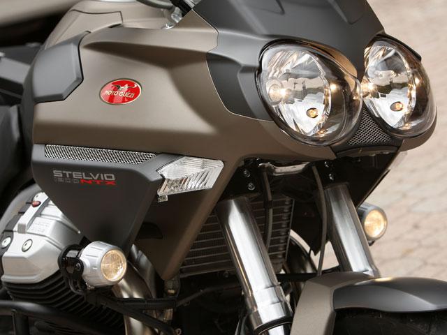 Moto Guzzi Stelvio 1200 4V NTX ABS