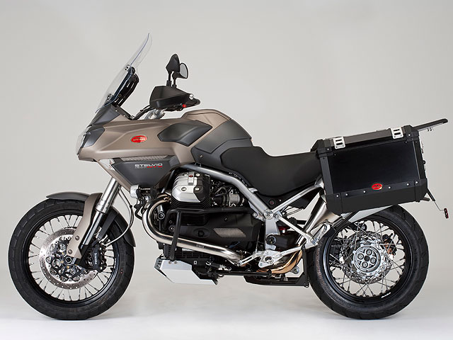 Imagen de Galeria de Moto Guzzi Stelvio 1200 4V NTX ABS