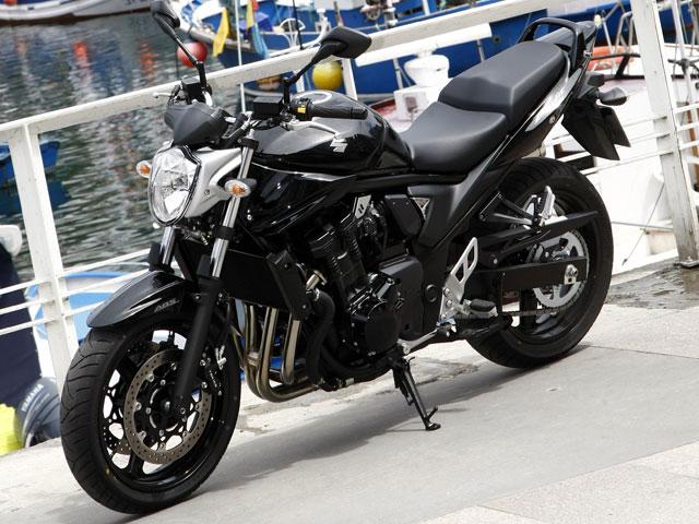 Suzuki Bandit GSF 650/650 S