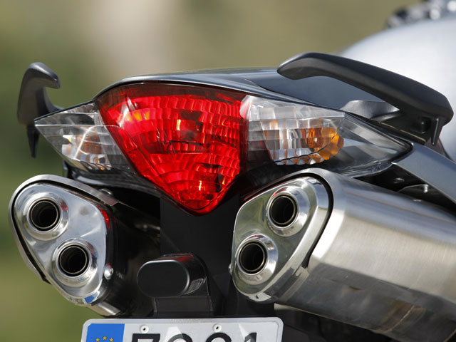 Honda VFR 800 FI ABS