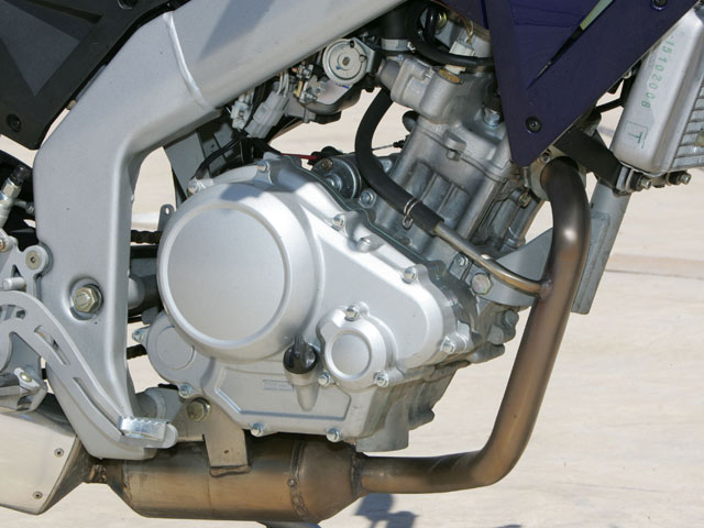 Motor Hispania MH7 Naked 125 LC