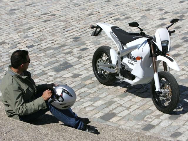 Imagen de Galeria de Zero Motorcycles DS
