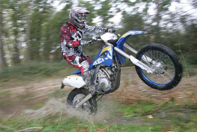 Husaberg FE 390 2010