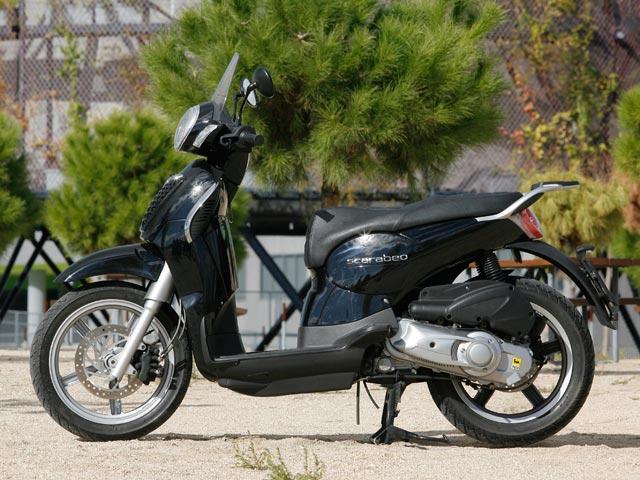 Aprilia Scarabeo 125