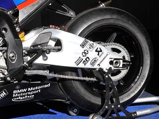 BMW S 1000 RR del Mundial de Superbike