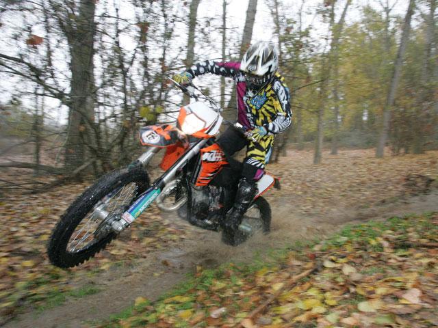 Imagen de Galeria de KTM EXC 125 2010