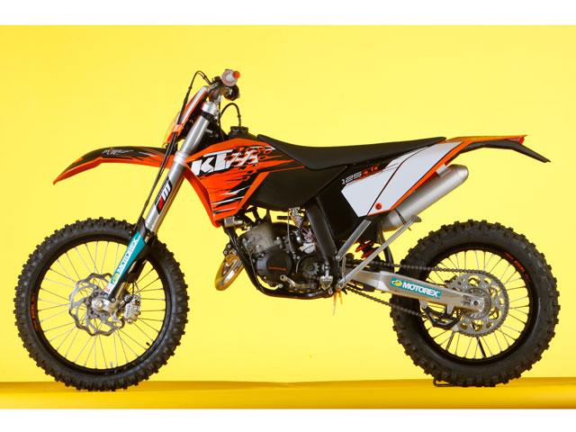 KTM EXC 125 2010
